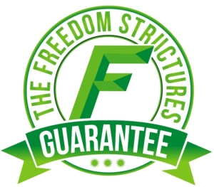 Freedom Structures Guarantee
